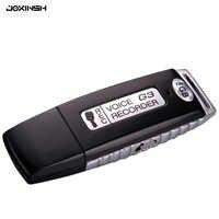 Neue 8 GB Mini USB Audio Voice Recorder 512 kbps Bit Rate eine schlüssel aufnahme mit U Disk Kostenloser Versand