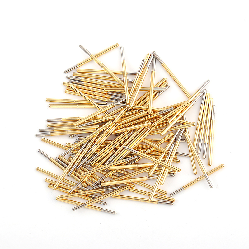 P125 J small round head Test Spring Thimble 100 Pcs Pack Integrated Detection Probe Tool Accessories in Springs from Home Improvement