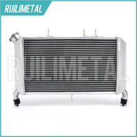 Aluminium Alloy Core Motorcycle Engine Radiator Water Cooling Cooler For YAMAHA MT 09 FZ 09 MT
