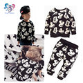 2016 New Hot Sale Toddler Boys Boutique Clothing Mickey Clothes Set Kids Tracksuit Toddler Boy Brand Sportswear Outfits Suit