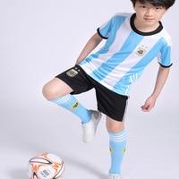 World Cup 2018 Russia Design Casual Short Sleeve T Shirt Boys Top Tees Summer Girls Football