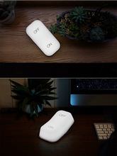 on-off Switch Lamp LED Night Light Gravity Sensor