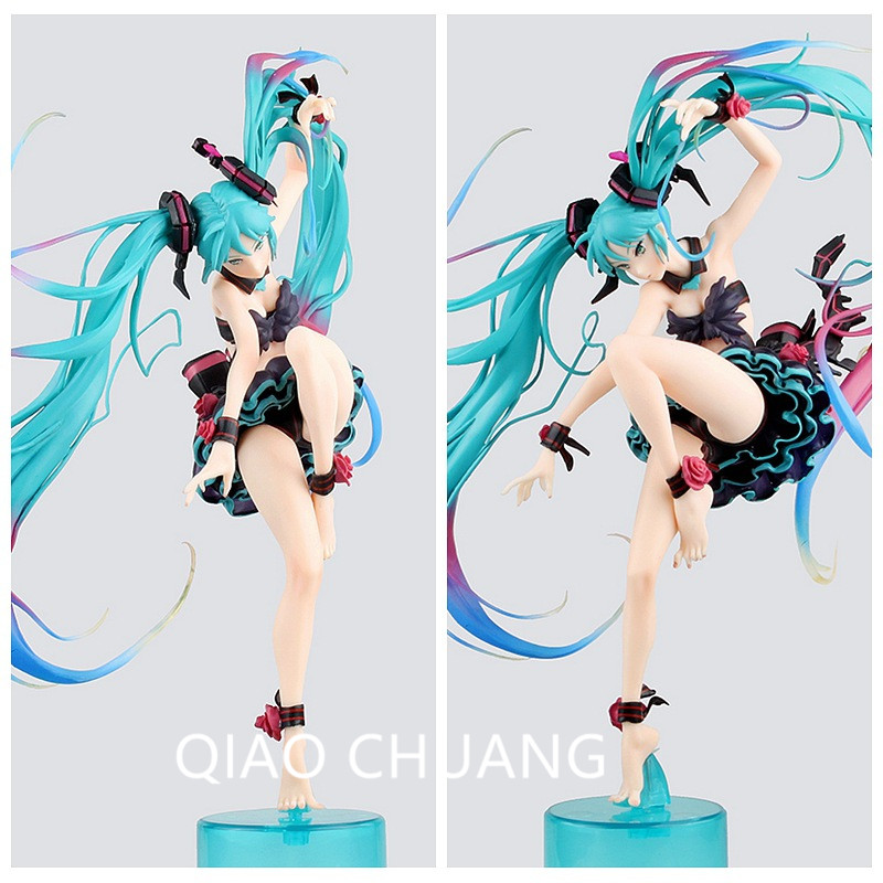 33CM MaxFactory Anime Hatsune Miku A-heung Anime Sexy Figures Miku Mebae Ver Role Miku PVC Action Figure Model Toy G578 hatsune miku action figures snow miku pvc 250mm anime twinkle miku collectible model toys