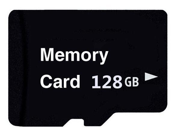 Sıcak satış Hafıza kartı 512 MB 2 GB 4 GB Mikro SD Kart 8 GB 16 GB 32 GB 64 GB GB 128 GB sınıf 10 Microsd TF kart Kalem sürücü Flash + Adaptörü