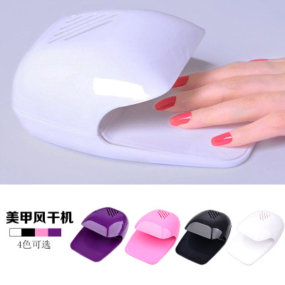 Schnell Trocknend Nagel Werkzeug Noch Nicht VulgäR Mini-neue Tragbare Mini-touch Dry-typ Nagel Trocknen Maschine Nageltrockner