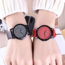 woman watch 2019 fashion casual leather creative wrist watches for women dress sport quartz watch ladies clock bayan saat цена