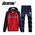 Jolintsai Tracksuit Men Moletom 2017 Spring Mens Sportwear Clothing Male Hooded Sweatshirts Men 4XL Hoodies handal hombre