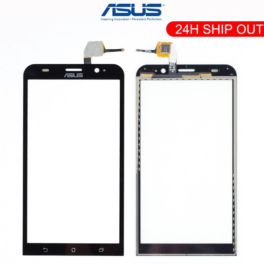 New Touch Screen Digitizer For Asus Zenfone 2 Laser ZE550KL ZE500KL ZE551ML ZE550ML Glass Sensor Replacement Parts High Qualit