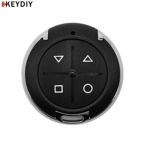 Image 4 - Пульт дистанционного управления KEYDIY для гаражных дверей B31/B32, 10 шт./лот, 4 кнопки, для KD900/URG200/KD X2/KD MINI