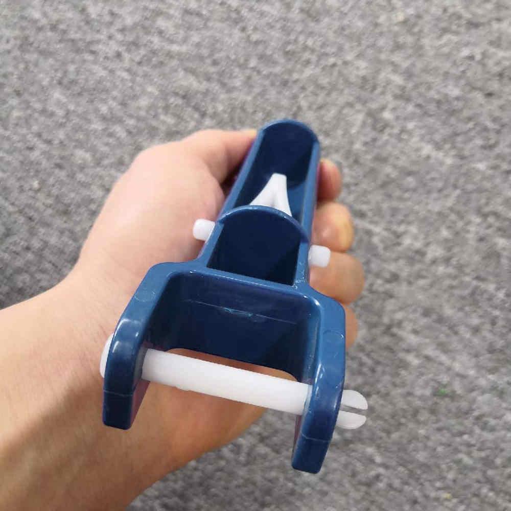 2 Pcs Biru Kolam Renang Spa Vacuum VAC Kepala Handle Penggantian V Klip & Pin Kolam Renang Kepala Hisap aksesoris