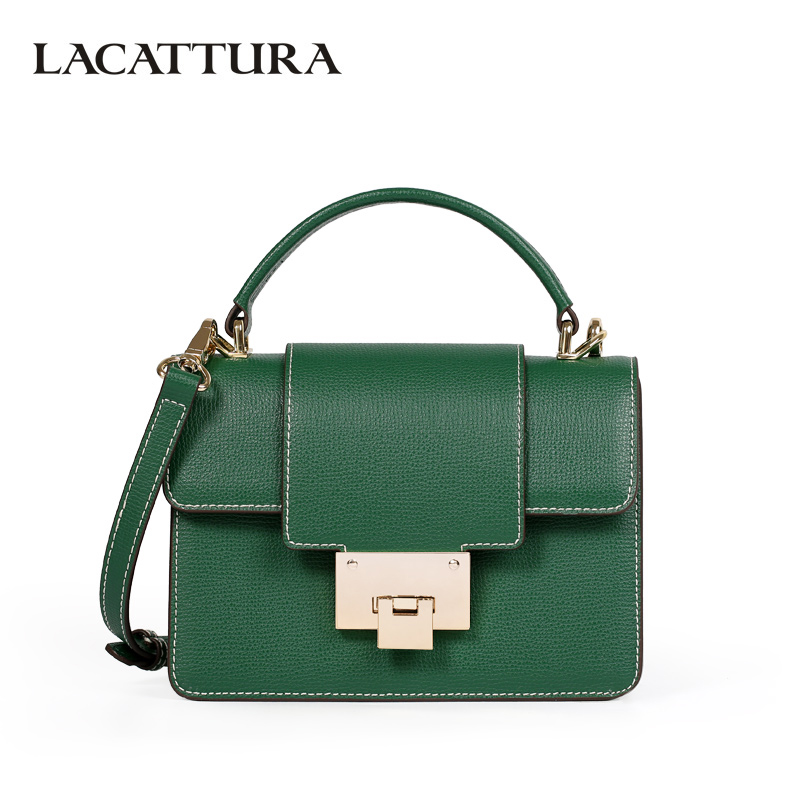 LACATTURA Luxury Wristlets Women Messenger Bags Designer Leater Handbag Shoulder Small Bag Fashion Clutch Ladies Cross body 2017 women leather handbag of brands women messenger bags cross body ladies shoulder bag luxury handbags designer s 83