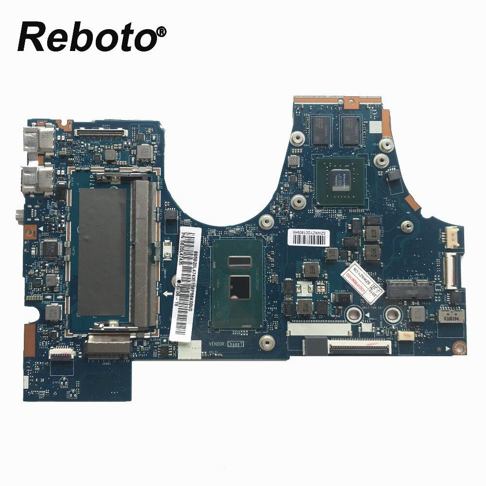 100% QualitäT Hohe Qualität Pc Für Lenovo Yoga 710-15isk Laptop Motherboard 5b20l47435 La-d471p Mit I7-6500u Cpu 940mx Gpu Mb 100% Getestet