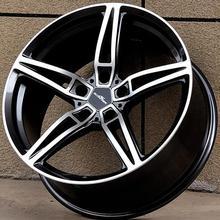 Высокая производительность 18x8,0 19x8,5 5x120 автомобильные диски из алюминиевого сплава подходят для BMW 1 3 5 серии