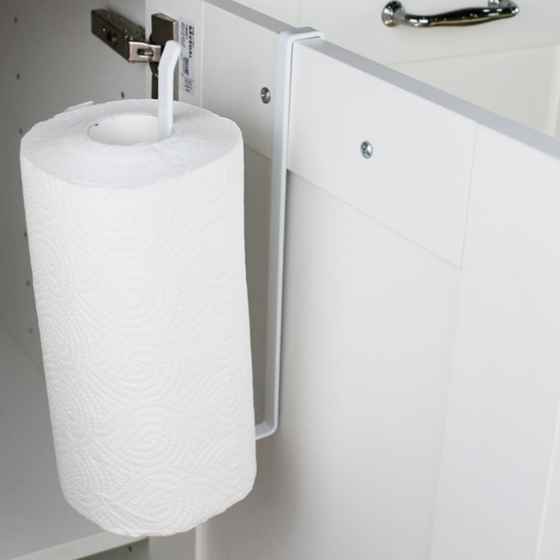White Kitchen Roll Holder aliexpress : buy hipsteen kitchen toilet paper towel rack
