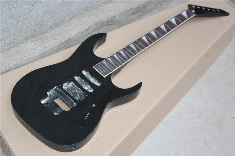 Manche et corps de guitare pour remplacement Jack 24 Fretboard en palissandre