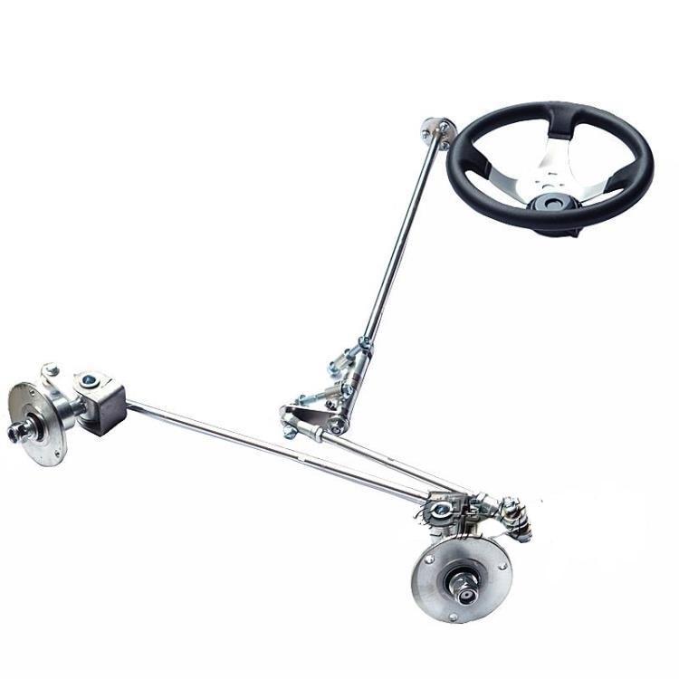 168CC GO KART KARTING ATV Front Motorcycle Steering Gear