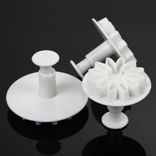 47pcs/set Flower Plunger Cutter