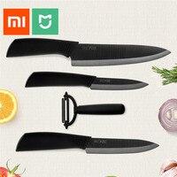 Xiaomi Mijia Home Ceramic Knife Set 4 Pieces Origional Huo Hou Nan o Technology Healthy and Environmental Protection