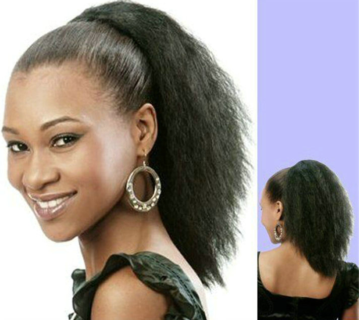 Ponytails For African American Hair Find Your Perfect Hair Style