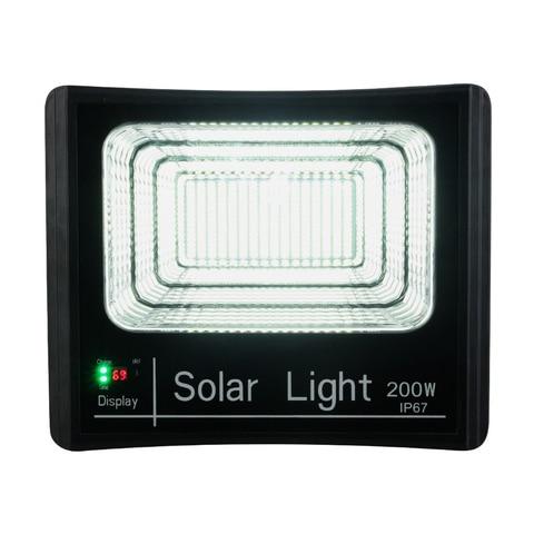 frete gratis 200w ip67 led solar sensor