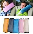 Bebê Pillow Auto Capas de Carro Cinto de Segurança Capa Shoulder Pad Veículo tampa Do Cinto de segurança para Crianças de Carro Do Bebê Carro-styling