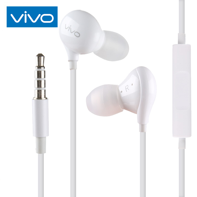 VIVO XE710 Earphone with Microphone For VIVO OPPO Xiaomi MI Huawei iphone Smartphone цена