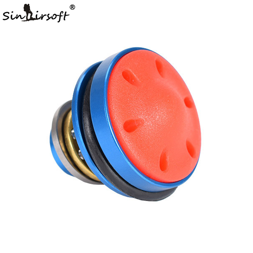 SINAIRSOFT Silent Piston Head For Airsoft AEG Version 2/3 Ver.2/3 AK47 AK74 AUG M4 M16 MP5 G3 M249 Gearboxes Hunting Accessories