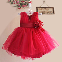 Flower Girl Dresses For Wedding Pageant Lace Communion Dress For Girls Toddler Child Prom Dresses Ball