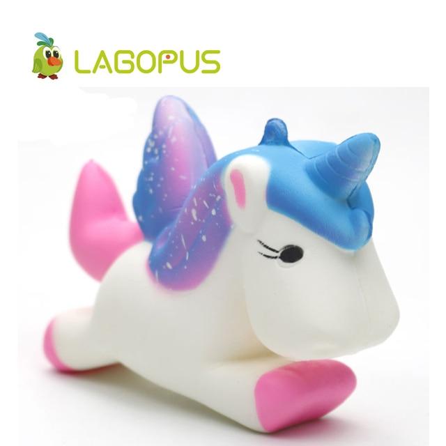 Lagopus Squishy Unicorn Toys For Children Squishy Slow Rising Soft