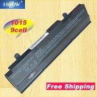HSW 7800mAH Black Laptop battery For Asus Eee PC VX6 1011 1015 1015P 1015PE 1016 For Eee PC 1015 Series Eee PC 1015