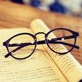 Newest Fashion Retro Hot Superstar Style Round Eyeglasses Frames Alloy Beam Reading Glasses Frames Optical Eyewear Frame
