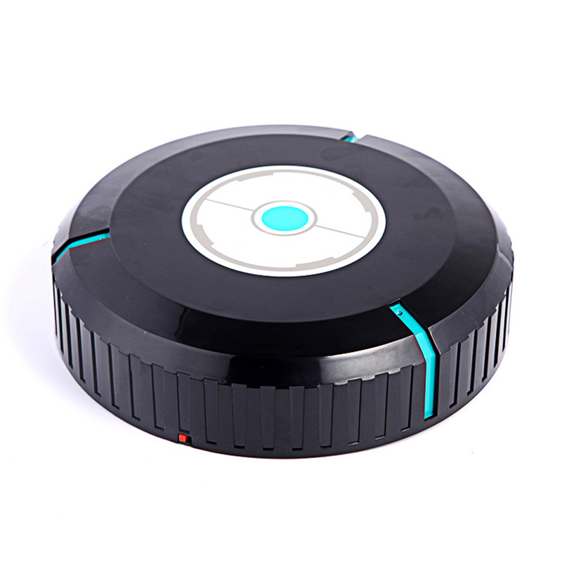 Mini Low Noise Robot Vacuum Cleaner For Home  Floor Cleaner Microfiber Smart Mop Dust Robot Cleaner Cleaning free shipping multifunctional smart vacuum cleaner for home sweep vacuum mop sterilize lcd touch button schedule virtual wall