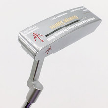 न्यू Cooyute गोल्फ क्लब जॉर्ज Spirits MONO1 सीमित गोल्फ पुटर स्टील गोल्फ शाफ्ट लंबाई 34. पटर शाफ्ट मुफ्त शिपिंग