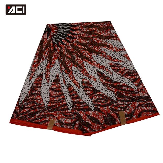 ACI Free Shipping ! Best Selling Ankara African Wax Print Fabric,Dutch Wax Fabric African Real Wax Prints Fabric Hollandais Wax 5