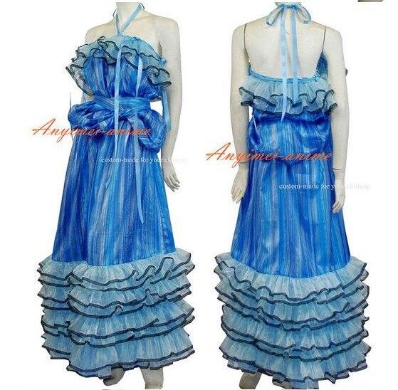 Aliexpress.com : Buy New Arrival Alice In Wonderland Alice Blue ...