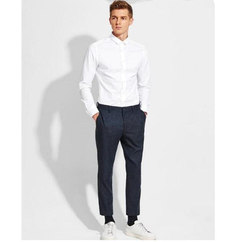 The New Style Men Shirt Custom Made Men Wedding Groom