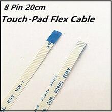 8 Pin 20cm Para Asus X550 X550V X550C X550CC F550V Mouse TouchPad Flex Cable Cord