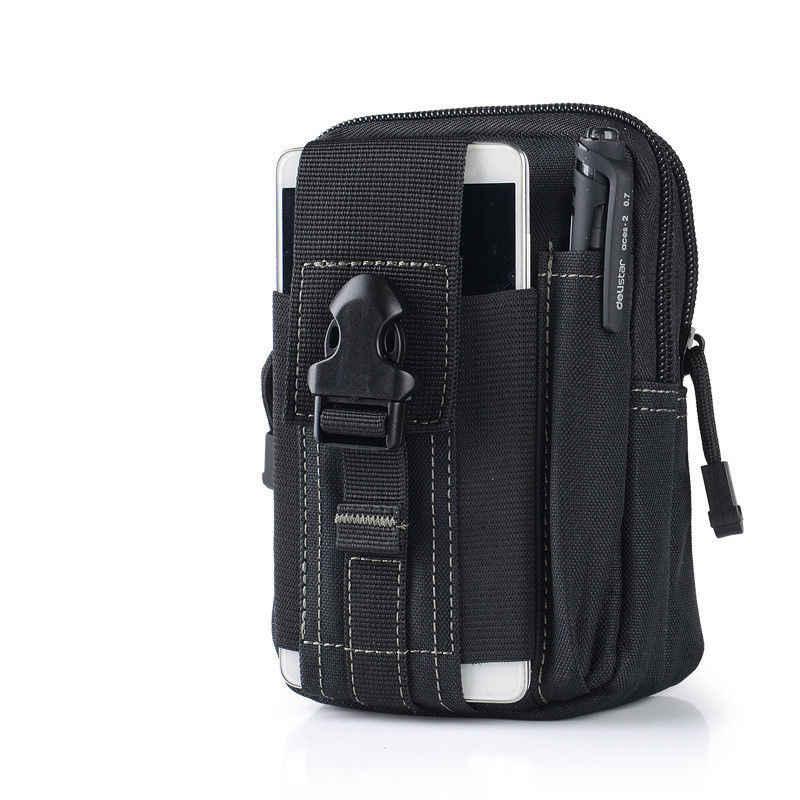 Мужские походные сумки, тактические рюкзаки Molle, сумка на пояс, военный поясной рюкзак, мягкие спортивные сумки для бега