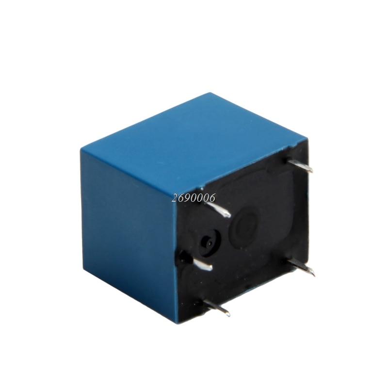 5Pcs 5 Pins Relay DC12V 10A High Current Coil Power PCB SRD-12VDC-SL-C srd 05vdc sl c