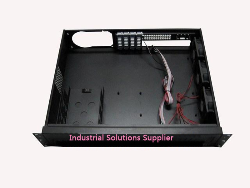 New Top 2U2352 Firewall Computer Case Server Computer Case Industrial Computer Case