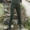 Free Army 2017 New Style Women S Long Pants Army Green Casual Pencil Slim Trousers For