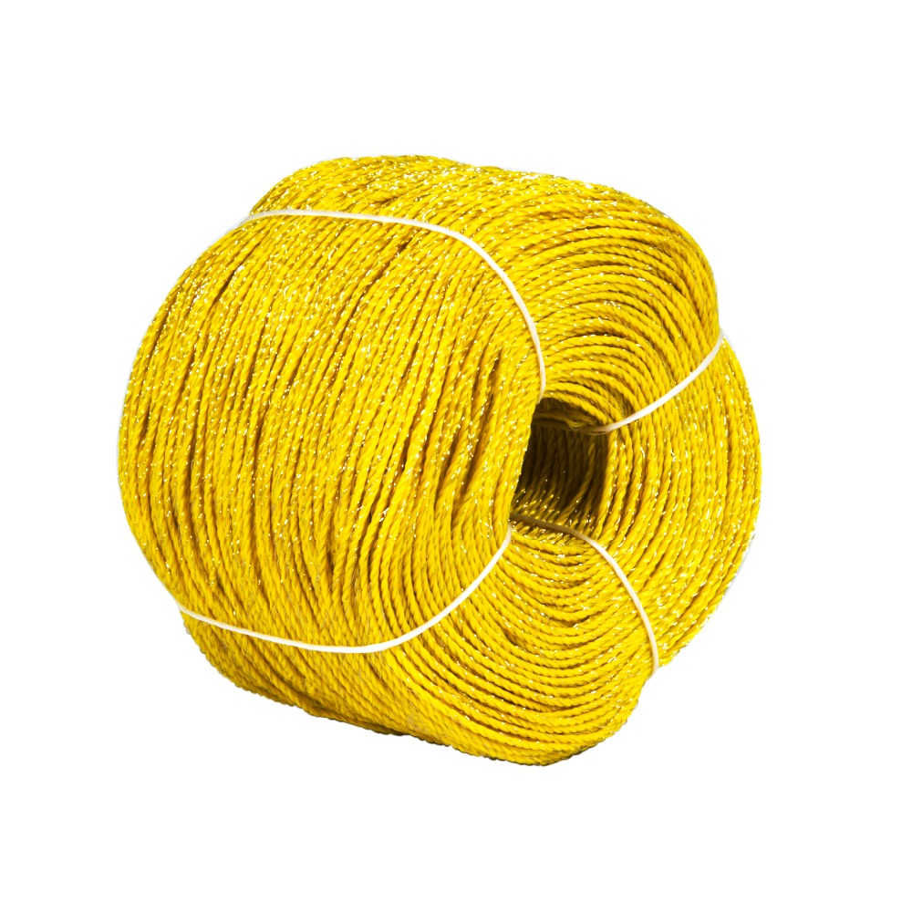 Electric Fence Poly Wire For Livestocks And Pet Fence 2.5mm 400m