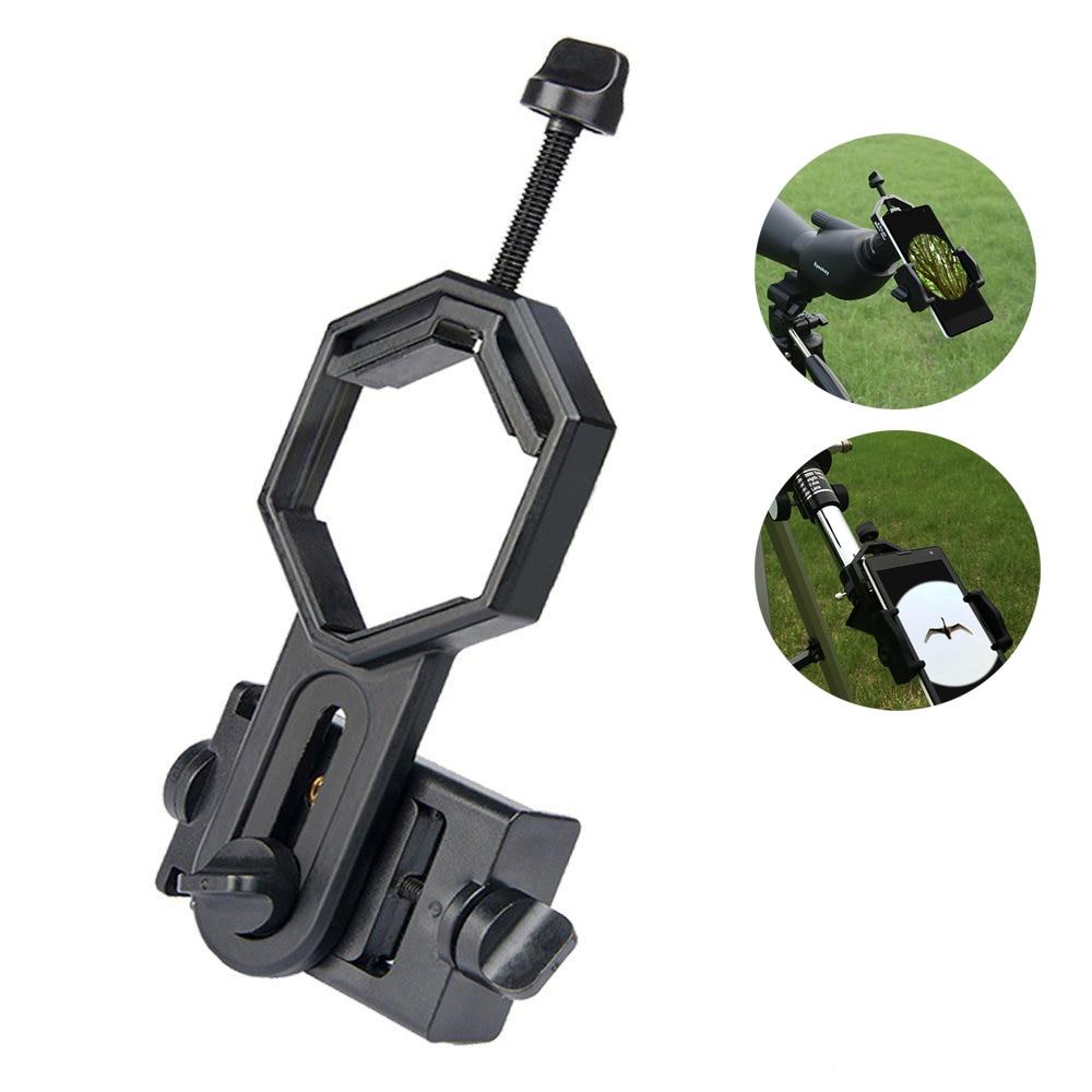 Cellphone Adapter Mount For Spotting Scope ,Rifle Scope,Camera, Digiscoping Binocular, Telescope, Microscope, Monocular