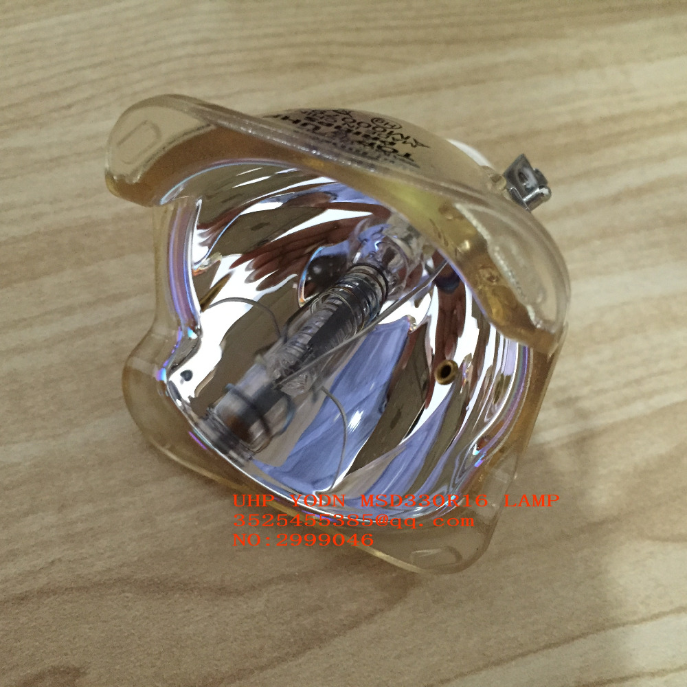 где купить NEW 4pc/lot UHP 330W Lamp MSD Platinum 16R/YODN MSD330R16 Lamp SIRIUS HRI 330W Sharpy Moving head beam light bulb stage light по лучшей цене
