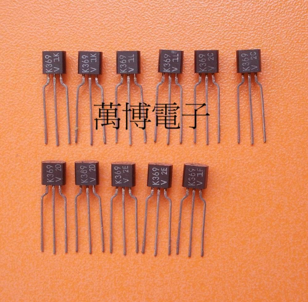 2sk369 - 2020 hot sale 10pcs/30pcs new japan original K369-V 2SK369-V field effect transistor Audio electronics free shipping