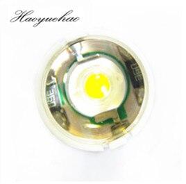 Haoyuehao 12V car LED light 1156 BA15S P21W brake light reverse standby external signal light bulb backbeep
