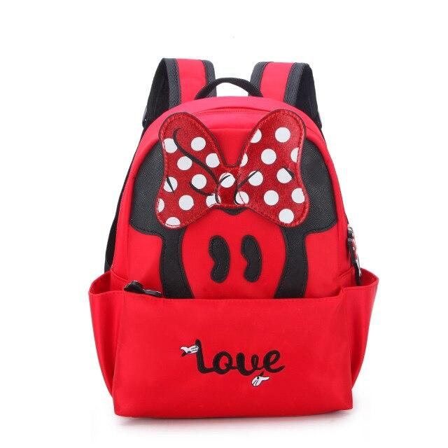 Boys Girls Schoolbags Kindergarten Baby Backpacks Shoulder Bags 1-5 Year Old