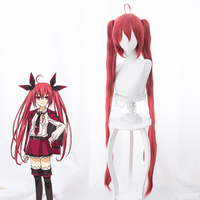 Anime Date A Live Cosplay Wig Kotori Itsuka Cosplay Wig Heat Resistant Synthetic Wig Halloween Carnival Party