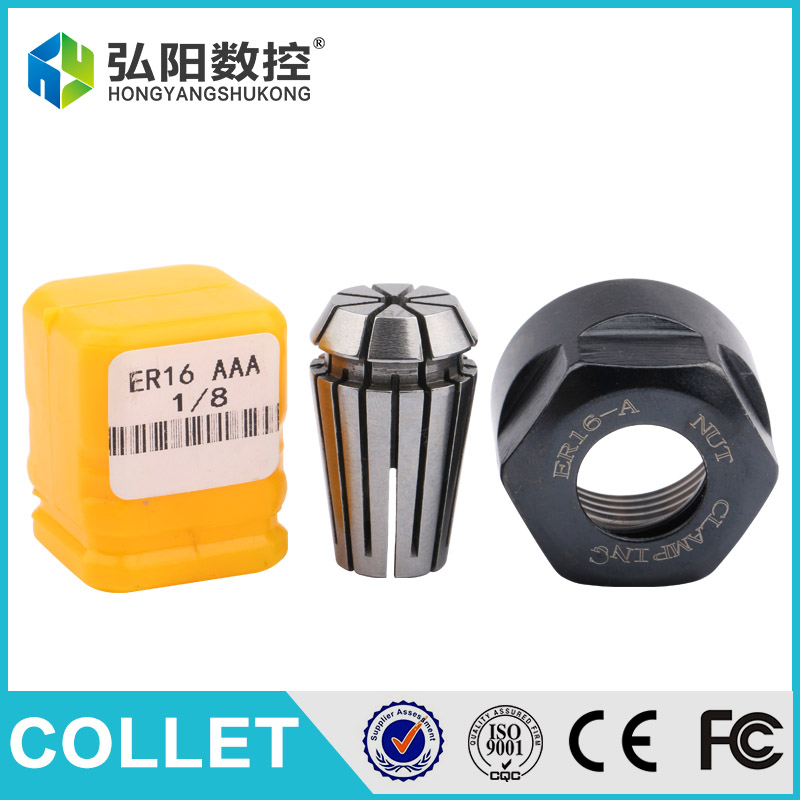 ER16 Coollect With Size 1mm/1.5mm/2mm/2.5mm Used For Cnc Router Machine