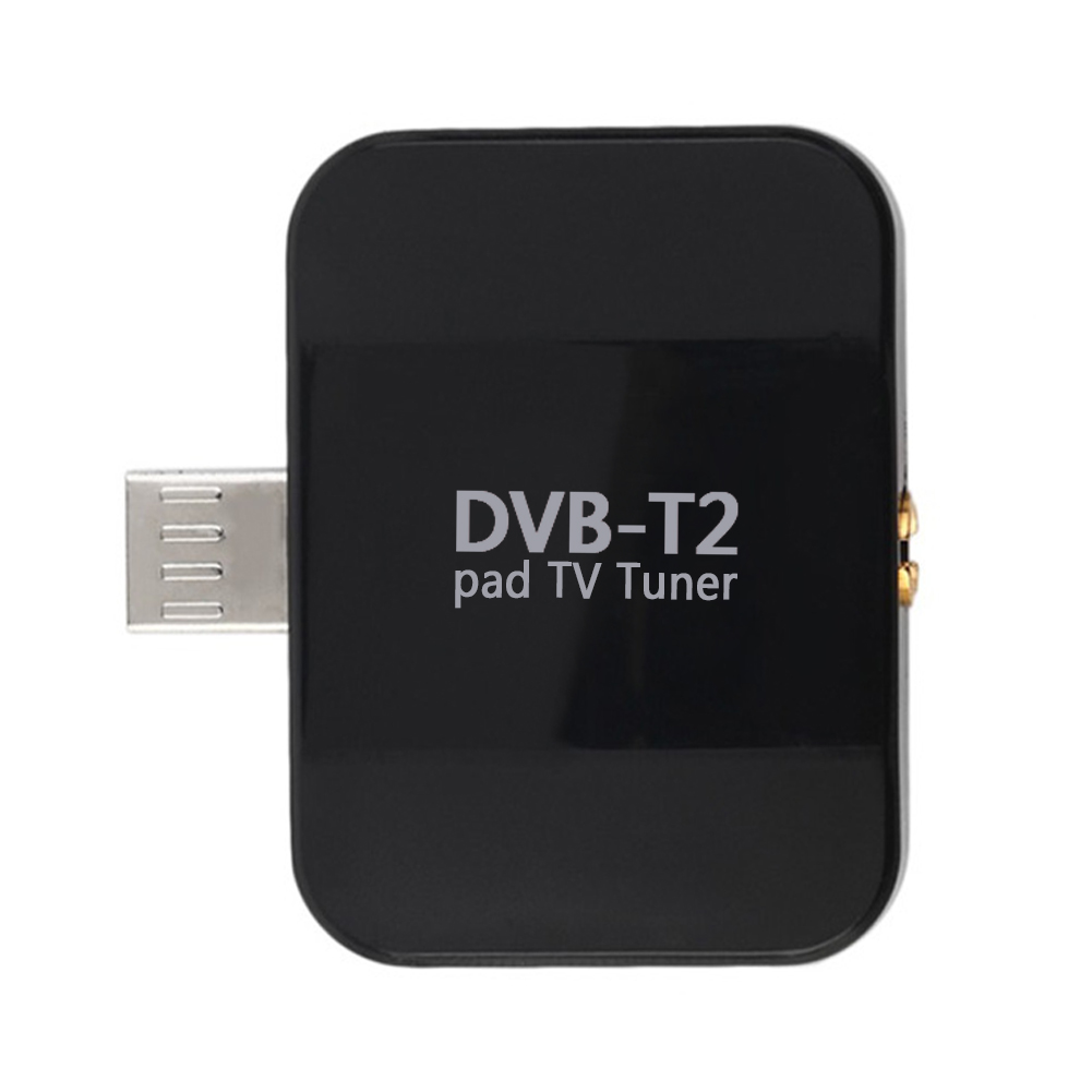 H.264 Full HD DVB T2 micro receptor USB sintonizador de TV para Android phone/tablet pad Geniatech Assistir DVB-T2 TV